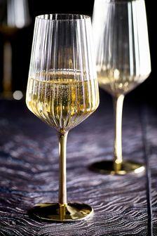 Lipsy Set of 4 Wine Glasses