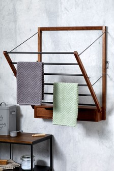 Bronx Wall Mounted Drying Rack