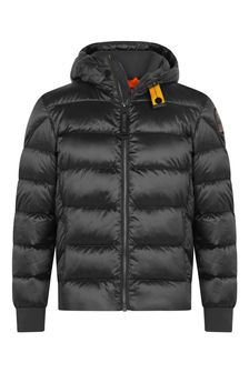 Boys Dark Grey Pharrell Down Padded Jacket