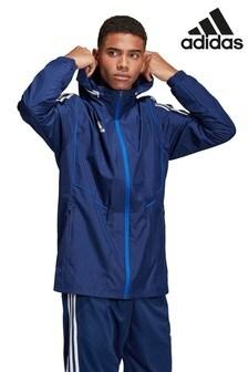 Синяя куртка adidas Tiro 19