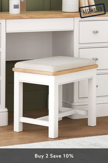 Hampton Country Luxe Stool
