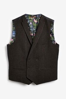 Stripe Suit: Waistcoat