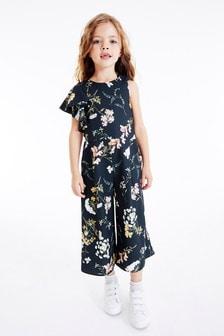 Floral Jumpsuit (3-16yrs)