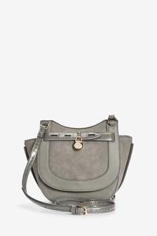 Charm Saddle Bag