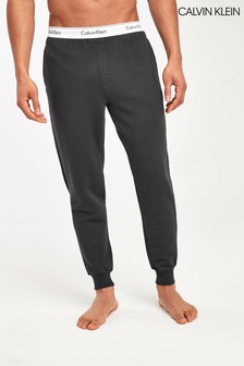 Calvin Klein Grey Modern Cotton Lounge Sweatpants