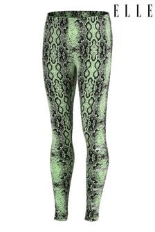 ELLE Snake Print Leggings