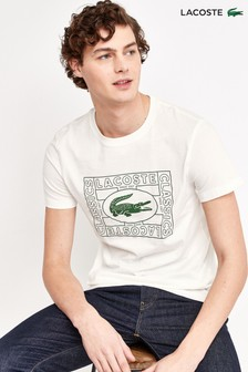 Lacoste® Heritage Stamp Logo T-Shirt