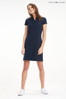 Tommy Hilfiger Heritage Slim Polo Dress