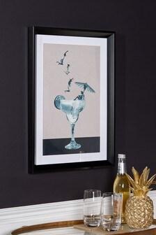 Cocktail Framed Wall Art