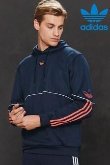 קפוצ'ון ללא רוכסן מדגם Outline של Adidas Originals