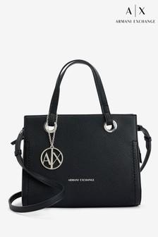 Armani Exchange Shopper Tote Bag