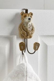 Barnaby Bear Over Door Hooks