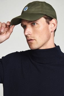 North Sails Navy Recycled Baseball Cap