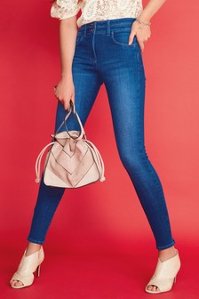Lift, Slim And Shape Skinny Jeans