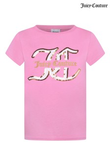 Juicy Couture Juicy Sequin T-Shirt
