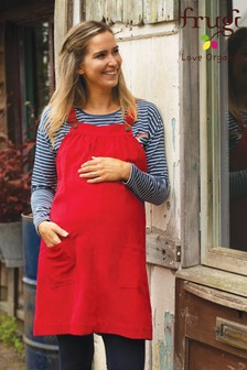 Frugi Organic Long Sleeve Breastfeeding Top with Hidden Vest