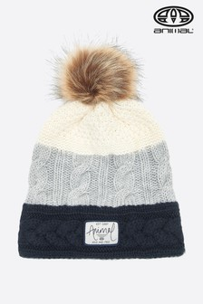 Animal Sky Captain Blue Celise Knitted Beanie