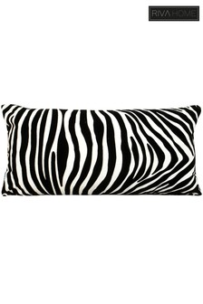 Zanzibar Stripe Cushion by Riva Home