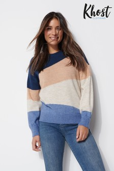 Khost Colourblock Jumper
