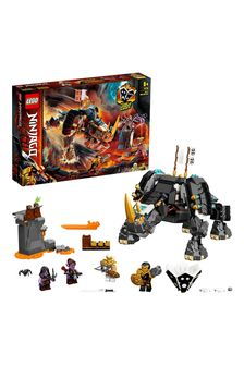 LEGO 71719 NINJAGO Zane's Mino Creature Board Game 2in1 Set