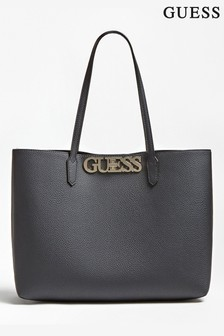 Guess Black Uptown Chic Bag