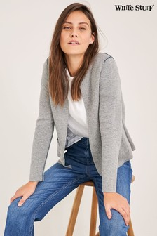 White Stuff Grey Pallette Reversible Jacket
