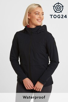 Tog 24 Womens Black Kiveton Waterproof Jacket