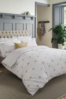 Sophie Allport Elephant Duvet Cover and Pillowcase Set