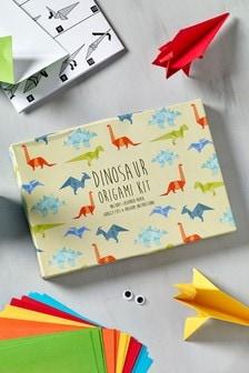 Dinosaur Origami Set