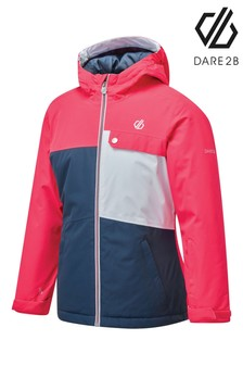 Dare 2b Pink Enigmatic Waterproof Ski Jacket