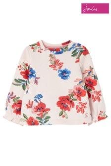 Joules Pink Peter Rabbit Dana Loopback Sweater