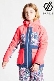 Dare 2b Pink Esteem Waterproof Ski Jacket