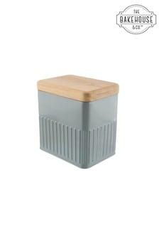 Bakehouse Medium Grey Storage Canister