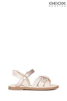 Geox Junior Girls Karly Rose Sandals