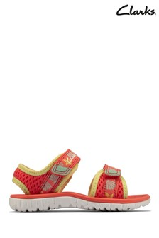 Clarks Coral Surfing Tide T Sandals