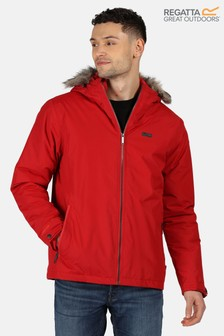 Regatta Red Haig Waterproof Jacket