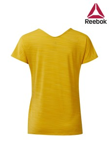 Reebok Yellow ACTIVChill Tee