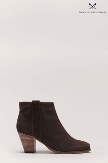 Crew Clothing Brown Frankie Boots
