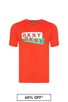 DKNY Boys Cotton T-Shirt