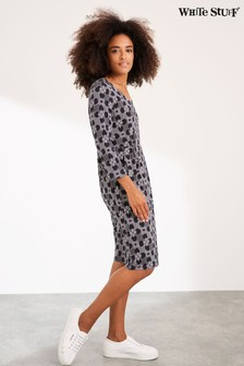 White Stuff Natural Amor Jersey Dress