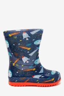 Space Wellies (Younger)