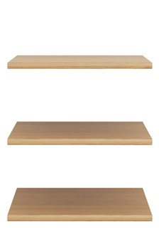 Elmsmore Set Of 3 Small Shelves