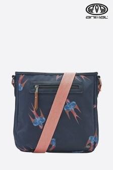 Animal Indigo Blue Uplift Cross Body Bag