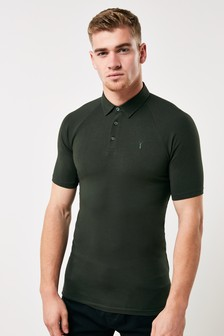 Muscle-Fit Poloshirt