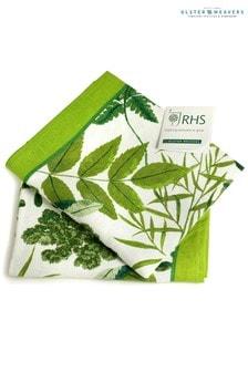 Set of 2 Ulster Weavers RHS Foliage Tea Towels