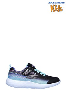 Skechers® Black Dynalite Shimmer Trainers