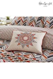 Helena Springfield Abu Geo Embellished Placement Cushion
