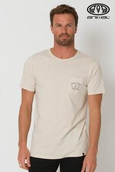 Animal Grey Craftsman Deluxe Graphic T-Shirt