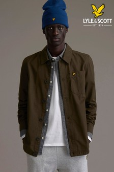 Lyle & Scott Ripstop Overshirt