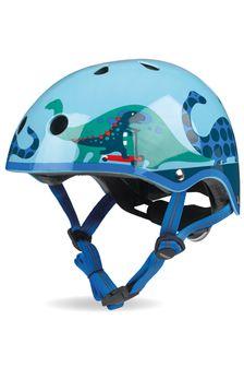 Micro Scooter Deluxe Scootersaurus Safety Helmet